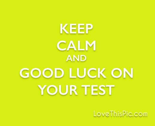 CPE ORAL EXAM : GOOD LUCK IN YOUR EXAMS !