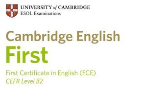 B2 First for Schools give students the confidence to use their English in the real world
