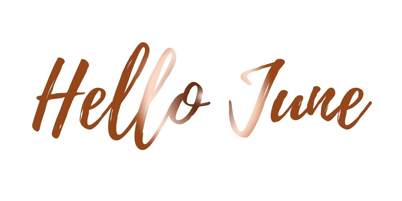 Happy June!!!